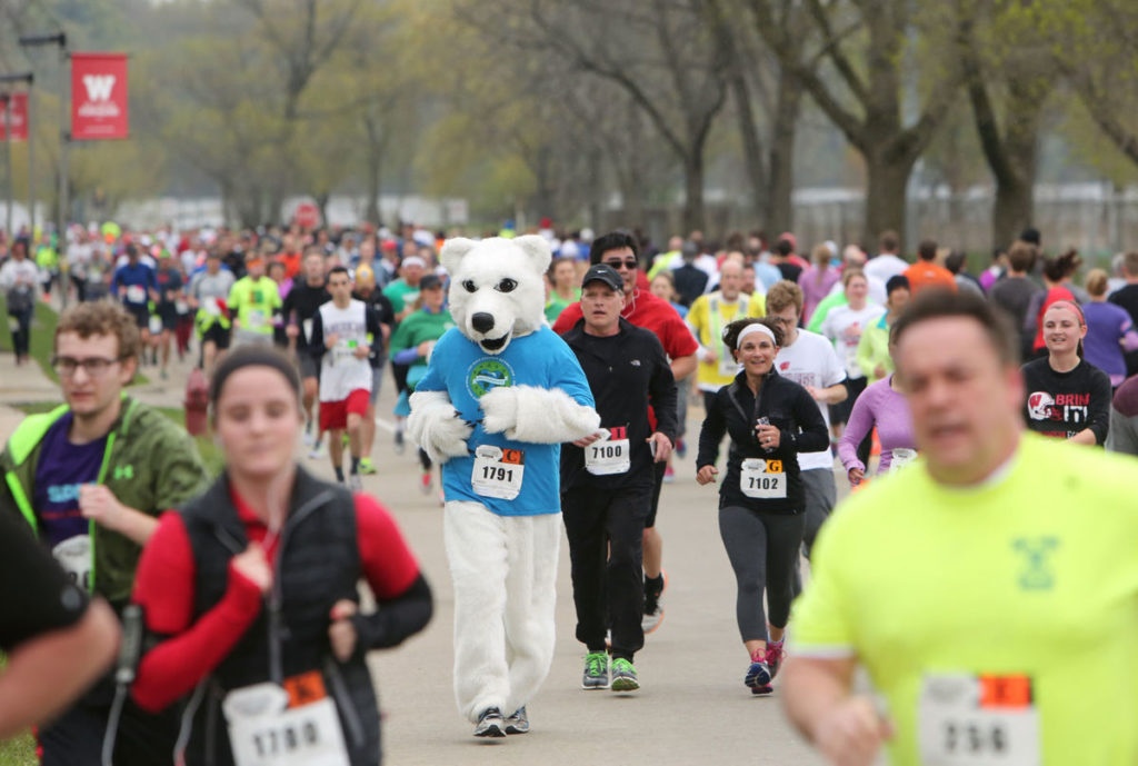 The Earth Day race expands